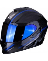 Exo 1400 Air Carbon Grand Noir Bleu