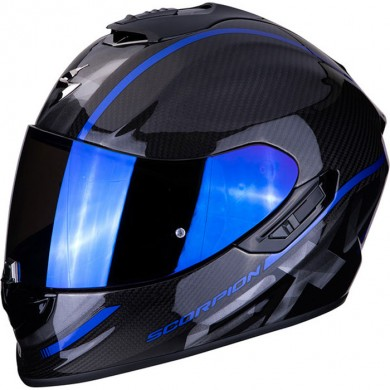 Exo 1400 Air Carbon Grand Noir Bleu