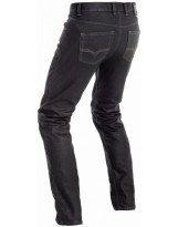 Waxed Slim Fit Jeans Anthracite
