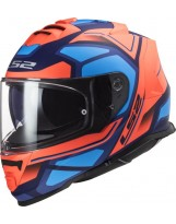 FF800 Storm Faster Mat Orange Bleu