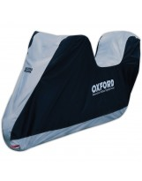 Aquatex Cover Top Case Gris Noir
