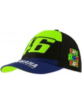 VR46 Cap Racing Kid 396009 Bleu