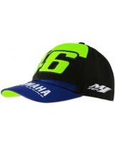 VR46 Cap Racing 395309 Bleu