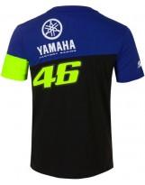 VR46 T-Shirt Racing 394909 blau