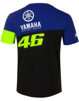 VR46 T-Shirt Racing 394909 Bleu