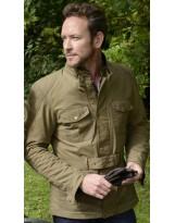 Bradwell Jacket Onyx Vert