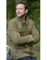 Bradwell Jacket Onyx Grün