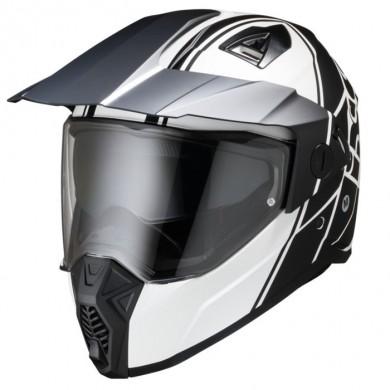 IXS208 2.0 Noir Mat Blanc