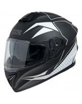 IXS216 2.0 Noir Mat Blanc
