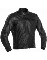 Retro Racing 3 Jacket Noir