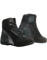Motorshoe Lady D1 D-Waterproof Noir
