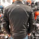 Buster WP Jacket Noir