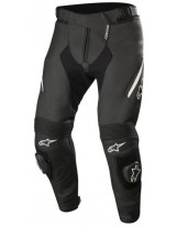 Missile V2 Leather Pants Schwarz Weiss