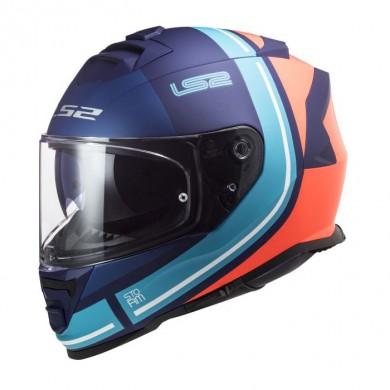 FF800 Storm Slant Bleu Fluo Orange
