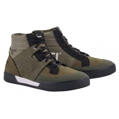 AS-DSL Akio Shoes Vert Militaire