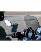 Scootermobiltelefonhalter